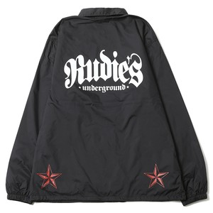 RUDIE'S / ルーディーズ | STAB COACH JACKET : Black