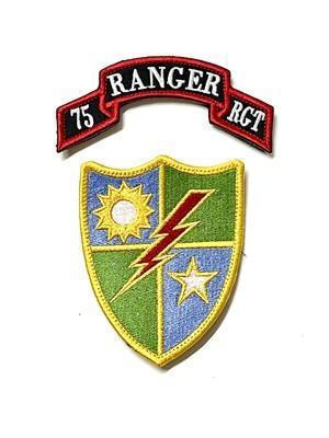 75th RANGER アメリカ軍 USARMY 陸軍 レンジャー