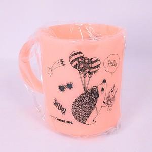 【いわさきゆうし】プラスチックマグカップ
