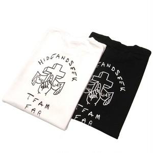 HIDEANDSEEK(ハイドアンドシーク) / ONE WAY S/S TEE(HT-060418)(Tシャツ)