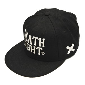 deathsight 17 Logo Cap / BLACK