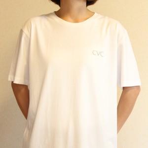 CVC 胸ロゴTee