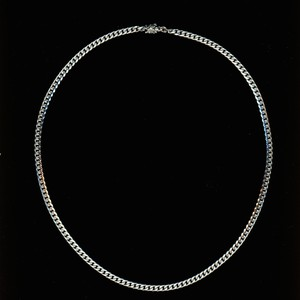 【SV-2-1】Silver chain necklace