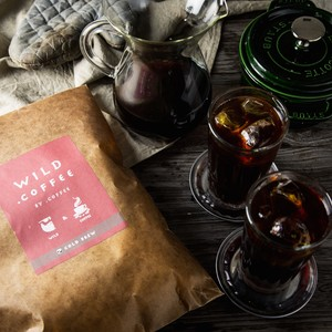【Wild.Coffee】COLD BREW 500ml(推奨)×4個