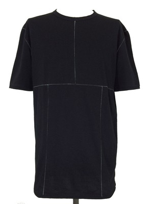 JUNCTURE SHORT SLEEVES -BLACK-