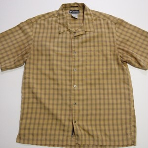 """COLUMBIA"" CHECK SHIRTS"