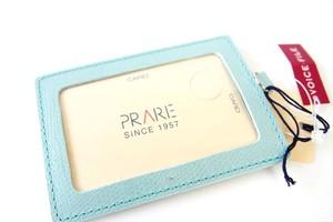 プレリー1957|PRARE1957|IDカードケース|縦型|パステルカラー