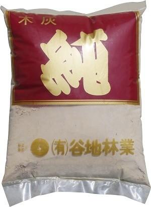【お得5個セット♪】「木灰」純1kg×5袋