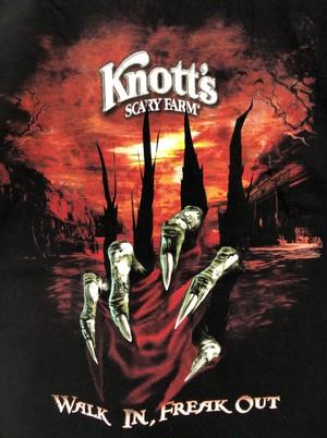 2008's horror T's