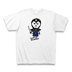 レッツケンドーマスクマン七変化Tシャツ【もうすぐ変身】