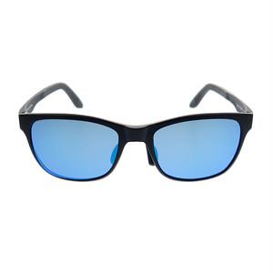 チャンピオン CHAMPION サングラス メンズ レディース 2115-BK-BL ブラック ブルー ブルー