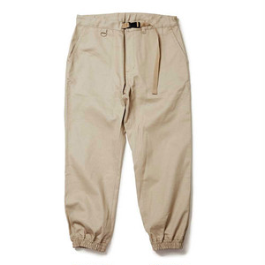 EVISEN / STRAIGHT OUTTA BED PANTS / BEIGE / L