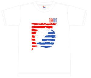 """TURNCOAT """"split FLEXIデザイン"""" / T-shirt"""