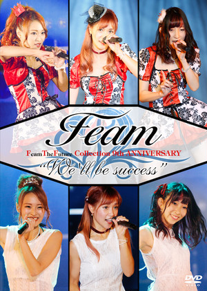 "【SALE】FTF Collection 9th Anniversary ""We'll be Success""DVD / Feam"