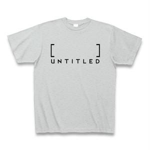 〔UNTITLED〕シンプルTシャツ