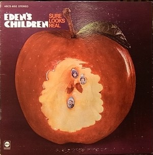 【LP】EDEN'S CHILDREN/Sure Looks Real