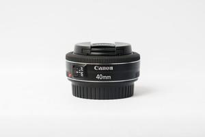 CANON EF 40mm F2.8 STM 単焦点レンズ キヤノン