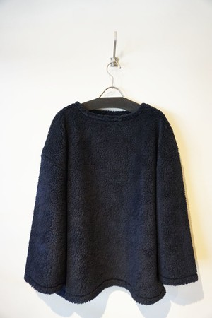 BOA FLEECE PULLOVER [ NAVY ]