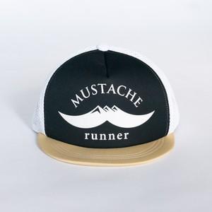 HUNGERKNOCK MUSTACHE RUNNER CAP