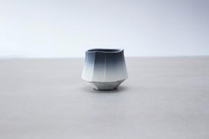 """陶芸作家【藤岡光一】Sake Cup ぐい呑  """"淡雪"""""""