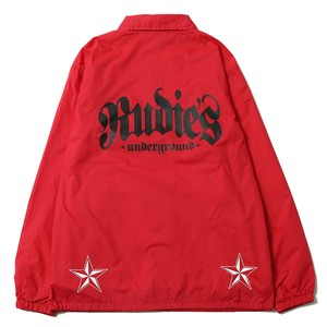 RUDIE'S / ルーディーズ | STAB COACH JACKET : Red