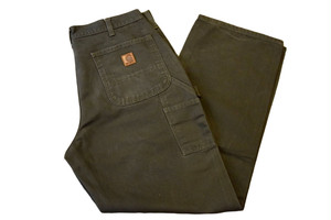 USED W36 Carhartt Dack pants