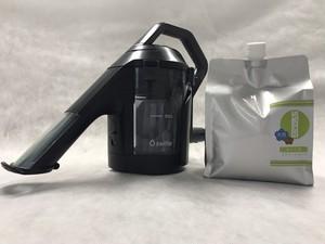 【スイトルセット】掃除機用水洗いクリーナーヘッド『スイトル』 + シュッきりおとく用