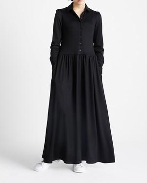 BORDERS at BALCONY / WEEKEND SHIRT DRESS