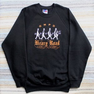 GMPD Heavy Road sweat Black