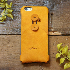 iPhone Dress for iPhone6/6s / YELLOW (プエブロ)