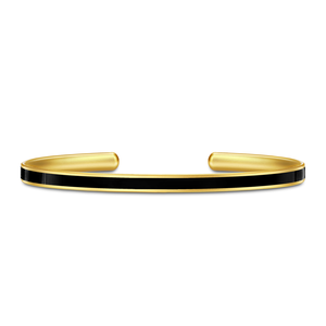JULIE SANDLAU AYA BANGLE BLACK