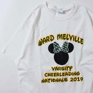 【Lサイズ】 WARD MELVILLE TEE 半袖Tシャツ WHITE L 400601191068