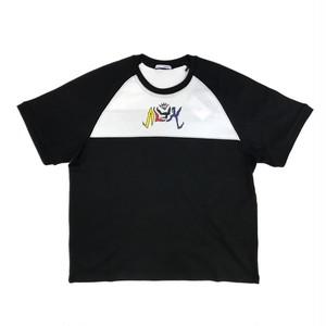 ALYX GRAFFITI S/S TEE BLACK/WHITE