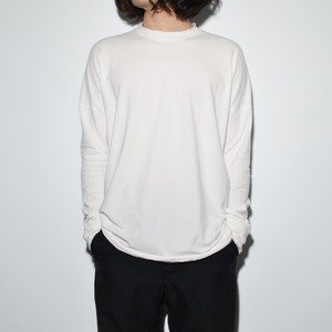 All Matching Long Sleeve 〈White〉