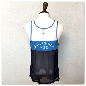 1980s Adidas Tank-Top Back-P Made in West-Germany SK_00016