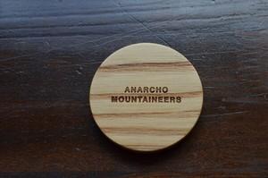 Anarcho Cups AC-021 Wood Lid for Mini