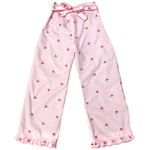 CHERRY PANTS PINK チェリーパンツ ピンク