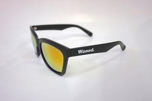 Woood.sunglass/matt black