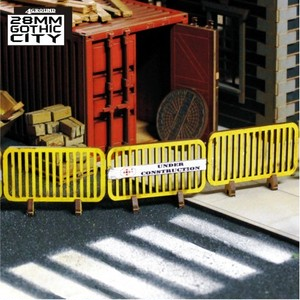 【予約発注】10x Barriers (A) 28F-GOC-A05