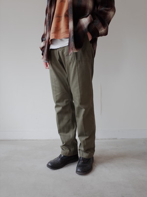Deadstock French Military Pants