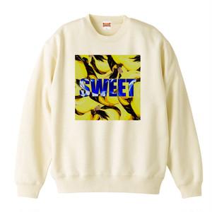 [ スウェット] sweet banana