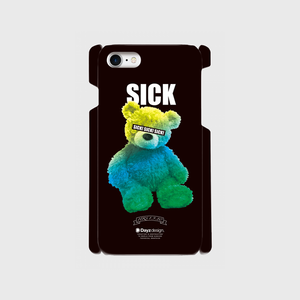 SICK BEAR by HRS19.8.0【スマホケース】