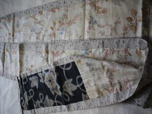 作り昼夜帯 絹