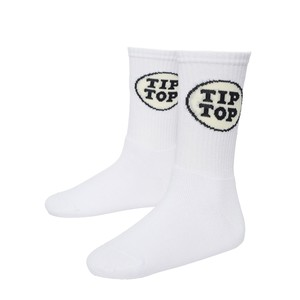 TIPTOP SOCKS(WHITE)[TH8A-102]