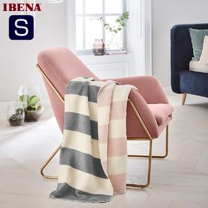 IBENA s.Oliver 綿混毛布 シングルサイズ[71163]