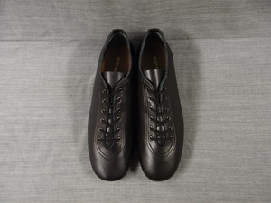 german leather shoes Ⅱ / black