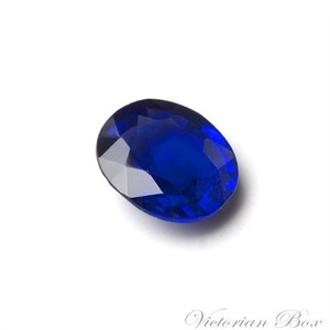 "1.12ct ""Royal Blue"" No-heat Burma Sapphire"