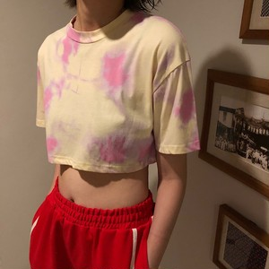 タイダイクロップドTシャツ 59