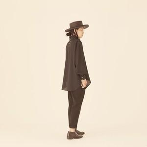 Sample / women's high neck blouse