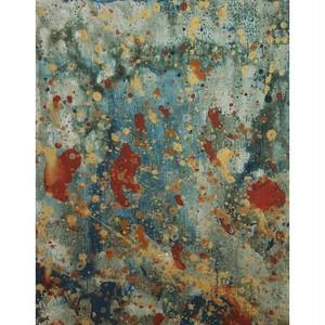 「無題」 キャンバスにアクリル * 絵画 原画 アート作品 抽象画 内野隆文 takafumiuchino